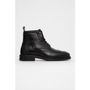 Gant - Kožená obuv Flairville vyobraziť