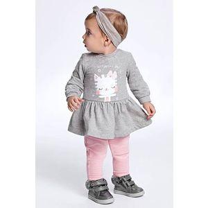 Mayoral - Dievčenské bavlnené šaty vyobraziť