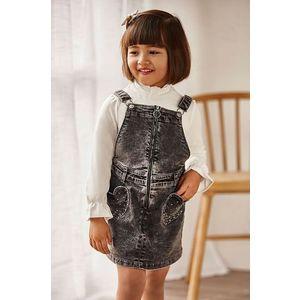 Mayoral - Dievčenské rifľové šaty vyobraziť
