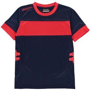 Kappa Remilio Short Sleeve T Shirt Junior Boys vyobraziť