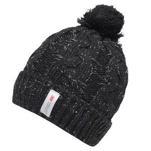 Gelert Lurex Pom Pom Hat Ladies vyobraziť