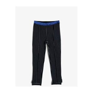 Koton Girl Navy Blue Striped vyobraziť