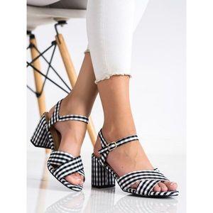 Dámske sandále SHELOVET Checkered vyobraziť