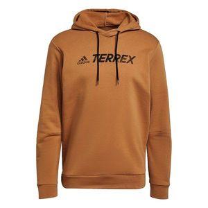 Adidas Terrex Graphic Logo Hoodie Mens vyobraziť