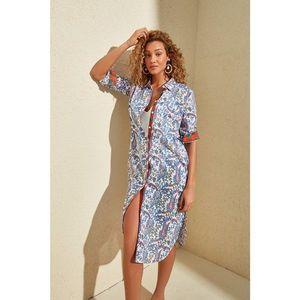 Dámske šaty Trendyol Patterned vyobraziť
