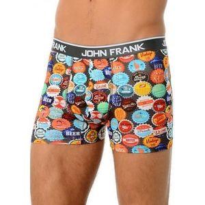 Pánske boxerky John Frank JFB64 vyobraziť