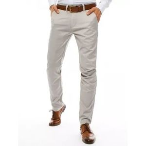 Chinos sivé nohavice vyobraziť