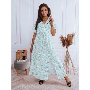 Nádherné mätové šaty Shirley vyobraziť
