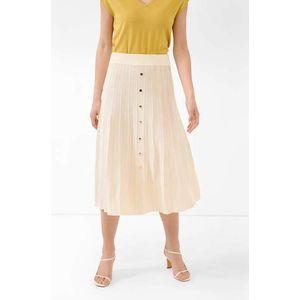 Orsay plisovaná sukňa s gombíkmi vyobraziť