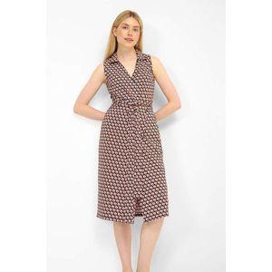 Orsay zavinovacie, vzorované šaty vyobraziť