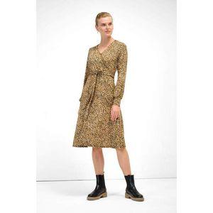 Orsay rozšírené, vzorované šaty vyobraziť