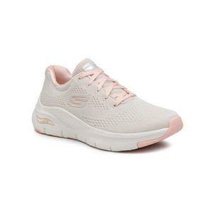 Skechers Sneakersy Arch Fit 149057/NTCL Béžová vyobraziť