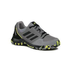 adidas Topánky Terrex Hyperhiker Low K FX4190 Sivá vyobraziť