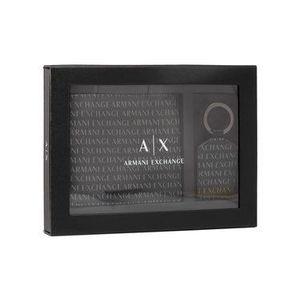 Armani Exchange Darčekový set 958102 CC230 00020 Čierna vyobraziť