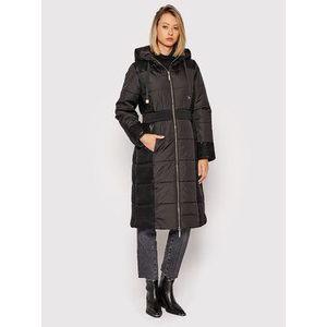 Liu Jo Sport Prechodný kabát TF1038 T4961 Čierna Regular Fit vyobraziť