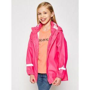 Reima Nepremokavá bunda 521491 Ružová Regular Fit vyobraziť