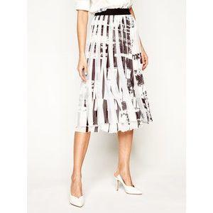 Patrizia Pepe Plisovaná sukňa 2G0763/A6W3-XU01 Farebná Regular Fit vyobraziť