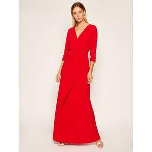 Lauren Ralph Lauren Večerné šaty Long Gown W 253792268001 Červená Regular Fit vyobraziť