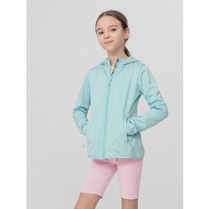 Dievčenská softshellová bunda vyobraziť