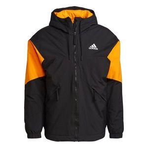 Adidas Back to Sport Insulated Hooded Jacket Mens vyobraziť