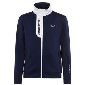 Slazenger Sport Track Jacket Mens vyobraziť