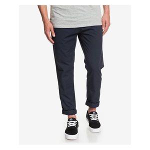 Voľnočasové nohavice pre mužov Quiksilver - modrá vyobraziť