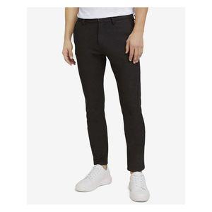 Voľnočasové nohavice pre mužov Tom Tailor - čierna vyobraziť