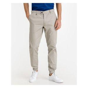 Voľnočasové nohavice pre mužov Antony Morato - béžová vyobraziť