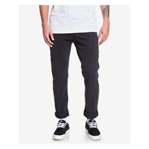 Voľnočasové nohavice pre mužov Quiksilver - čierna vyobraziť