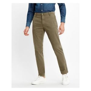 Voľnočasové nohavice pre mužov Levi's® - zelená vyobraziť