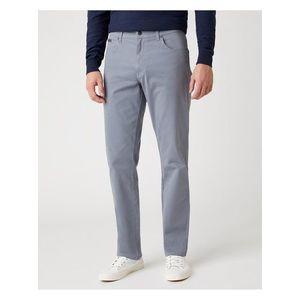 Voľnočasové nohavice pre mužov Wrangler - modrá, sivá vyobraziť