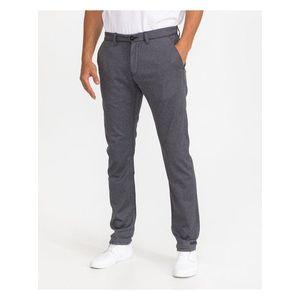 Voľnočasové nohavice pre mužov Tom Tailor - sivá vyobraziť