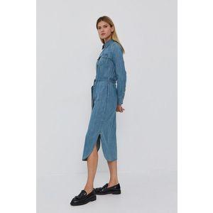 Lauren Ralph Lauren - Rifľové šaty vyobraziť