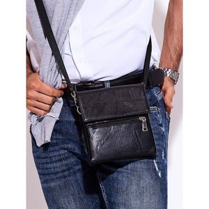 Men´s black bag vyobraziť