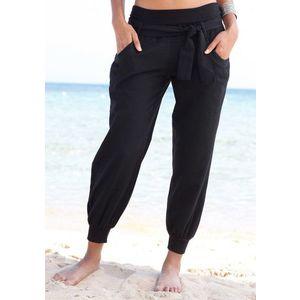 Plážové nohavice, Buffalo čierna 44 vyobraziť
