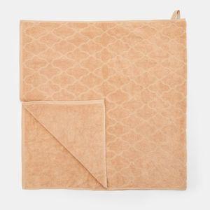 Sinsay - Bavlnený uterák, 70 cm × 140 cm - Béžová vyobraziť