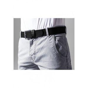 Urban Classics Leather Imitation Belt black - L vyobraziť