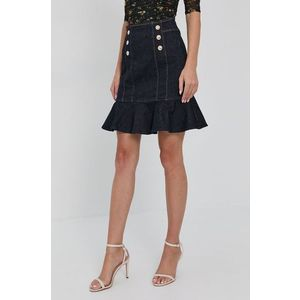 Guess - Rifľová sukňa vyobraziť