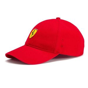 Puma Ferrari Fanwear Baseball Cap Mens vyobraziť