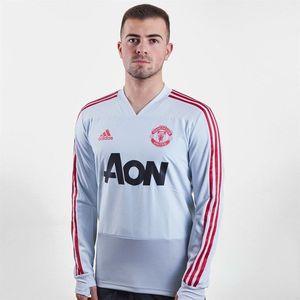 Adidas Manchester United T Shirt Mens vyobraziť