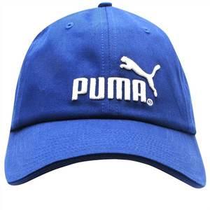Puma No 1 Logo Mens Cap vyobraziť