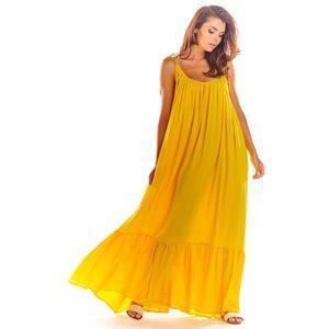 Dámske šaty Awama A307 vyobraziť