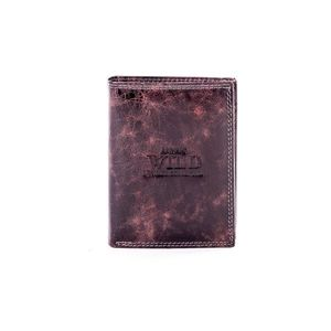 Brown worn men´s wallet vyobraziť