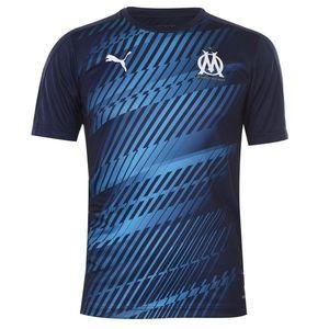 Puma Marseille Stadium Shirt 2019 2020 Mens vyobraziť