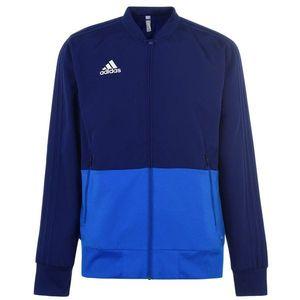 Adidas Pre Match Jacket Mens vyobraziť