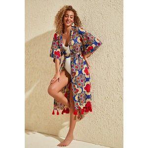 Dámske kimono Trendyol Patterned vyobraziť