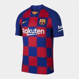 Nike FC Barcelona 2019/20 Vapor Match Home Shirt Mens vyobraziť