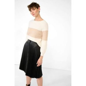 Orsay eko-kožená, plisovaná sukňa vyobraziť