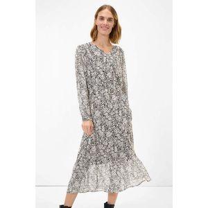 Orsay vzorované, rozšírené šaty vyobraziť