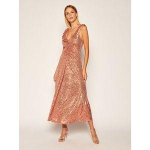 Pinko Večerné šaty Australe 20202 PBK2 1B14N5.7829 Ružová Regular Fit vyobraziť